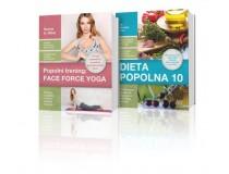 DIETA POPOLNIH 10 / POPOLNI TRENING: FACE FORCE YOGA