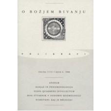 VEČ AVTORJEV-O BOŽJEM BIVANJU-POLIGRAFI ŠT.11/12