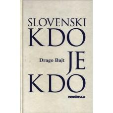 BAJT DRAGO-SLOVENSKI KDO JE KDO