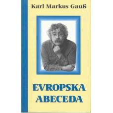 GAUSS MARKUS KARL-EVROPSKA ABECEDA