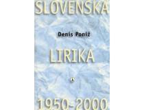 SLOVENSKA LIRIKA 1950 - 2000