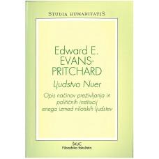 EVANS-PRITCHARD EDWARD E.-LJUDSTVO NUER