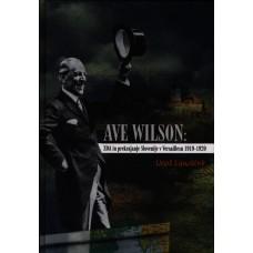 LIPUŠČEK UROŠ-AVE WILSON: ZDA IN PREKRAJANJE SLOVENIJE