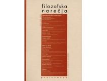 PHAINOMENA ŠT. 51-52, FILOZOFSKA NAREČJA