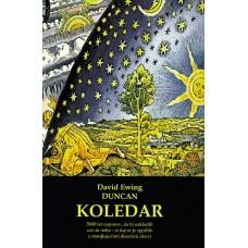 DUNCAN DAVID EWING-KOLEDAR 5000 let naporov, da bi uskladili uro in nebo