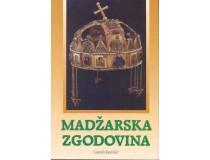 MADŽARSKA ZGODOVINA Tisočletje v srednji Evropi