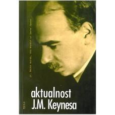 BORAK NEVEN, NORČIČ OTO, SAVIN DAVOR (ur.)-AKTUALNOST J. M. KEYNESA