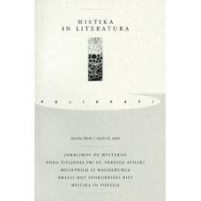 REVIJA POLIGRAFI: številka 39/40, letnik 10, 2005-MISTIKA IN LITERATURA