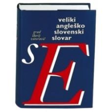 GRAD, ŠKERLJ, VITOROVIČ-VELIKI ANGLEŠKO-SLOVENSKI SLOVAR