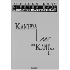 KOBE ZDRAVKO-AUTOMATON TRANSCENDENTALE I
