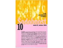 SODOBNOST 10, 2003