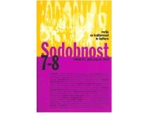 SODOBNOST 7-8, 2003
