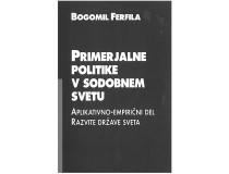 FERFILA BOGOMIL-PRIMERJALNE POLITIKE V SODOBNEM SVETU Aplikativno empirični del; Razvite države sveta