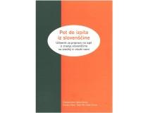 POT DO IZPITA SLOVENŠČINE Učbenik za pripravo na izpit iz znanja slovenščine na srednji in visoki ravni
