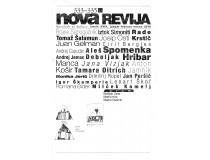 NOVA REVIJA 333-335