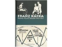 KAFKA FRANZ-PISMA FELICE BAUER 1913-1917