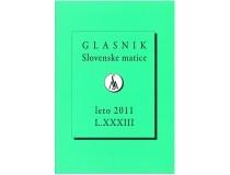 GLASNIK SLOVENSKE MATICE 2011